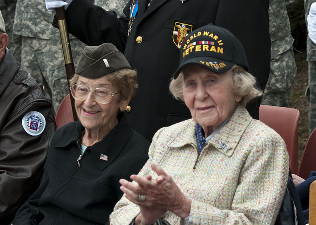 World War II Women Veterans