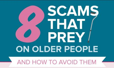 8 Scams that Prey on Senior Citizens and How to Prevent Them