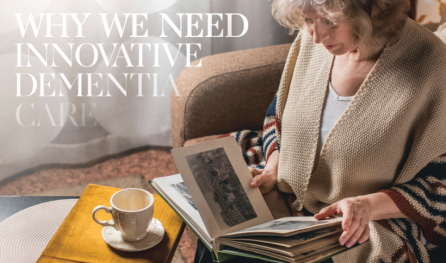 Dementia and Memory Care Infographic