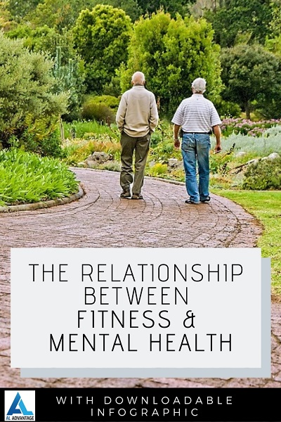 Fitness and Mental Health - Senior Care